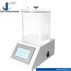 Vacuum Leak Tester Gas Detector Sealing Strength