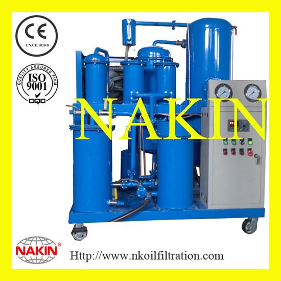 Vacuum Lube Hydraulic Oil Purifier Suppier