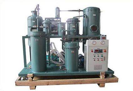 Vacuum Lube Oil Purifier Regeneration Machine Tyc
