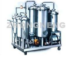 Vacuum Phosphate Ester Fire Resistant Oil Purification Machine Tya I