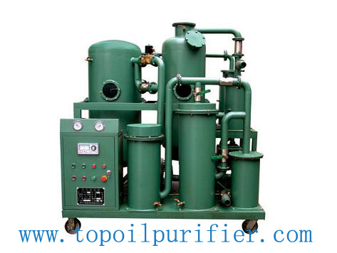 Vacuum Transformer Oil Recycle Filtering Plants Zyb