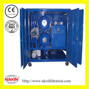 Vacuum Transformer Oil Treatment