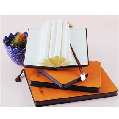 Various Color Pu Cover Notebook Exercise