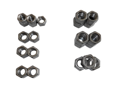 Various Standard Nuts Gb Jis Bsw Asme Din And High Strength