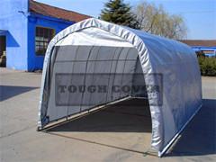 Vehicle Carport Single Car Garage Small Fabric Sheds Tc788