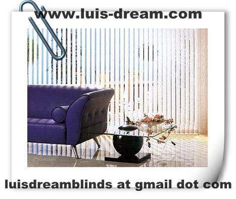 Vertical Blinds Blind Fabrics Export Company From China