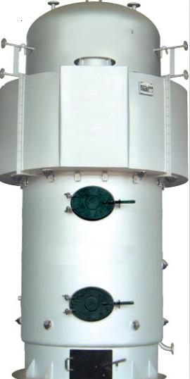 Vertical Coal Hot Water Boiler