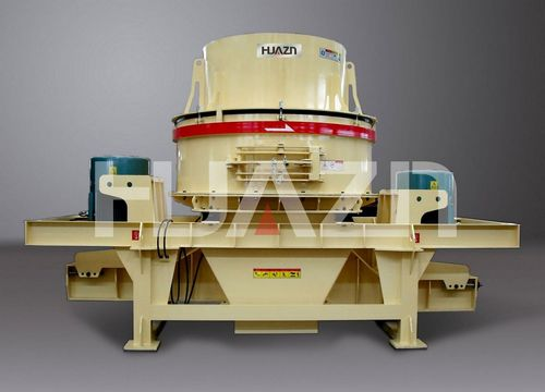 Vertical Impact Crusher Cooperatin With Internationl Technology
