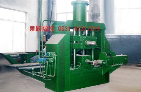 Vertical Ring Rolling Machine D51p Flat Shaft Type Series Quanyue China