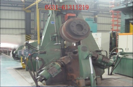 Vertical Ring Rolling Machine D51x Oblique Type Series Quanyue China
