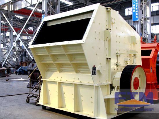 Vertical Shaftimpact Crusher Forsale