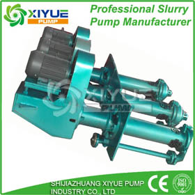 Vertical Slurry Sump Pumps For Mud Water