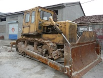 Very Good Condition Used Bulldozer Cat D6d For Sell
