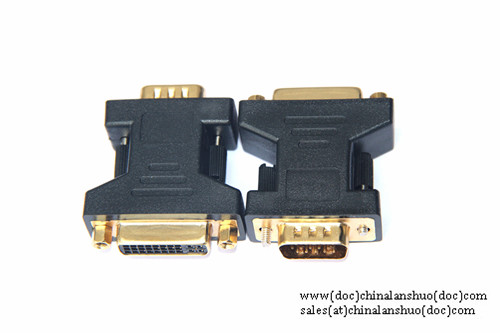 Vga Male To Dvi Female Adapter