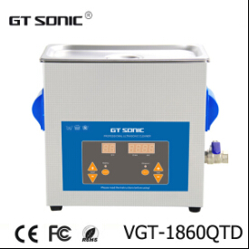 Vgt 1860qtd Ultrasonic Glasses Factory Cleaner