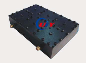 Vhf Band Pass Filter 140mhz To170mhz From 1mhz To Full Bandwidth N Sma Connector