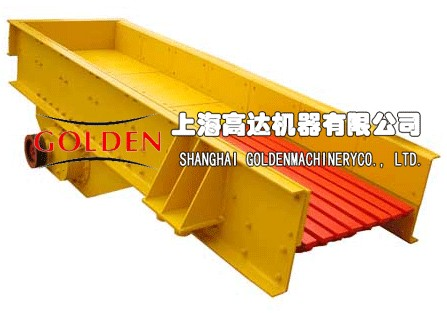 Vibrating Feeder Facility Building Stones Production Lines