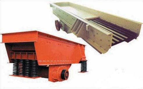 Vibrating Feeder Is A Kind Of Linear Direction Feeding Equipment