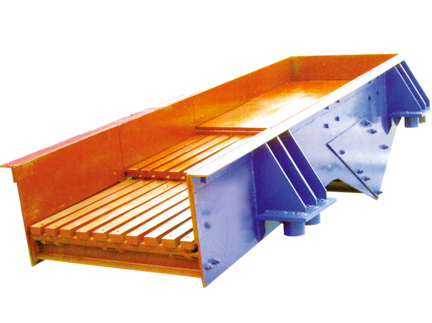 Vibrating Feeder Zhengzhou Mining Machinery