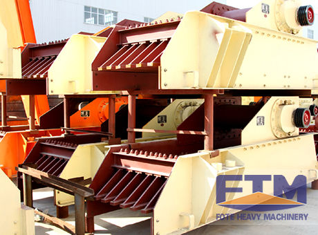 Vibrating Feeders Manufacturers