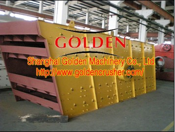 Vibration Screen Facility Building Stones Production Lines