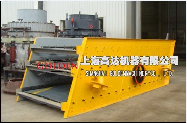 Vibration Screen Repair Sand Making Machine