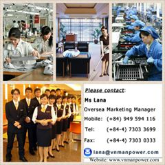 Vietnam Workforce Supplier The Accurate Connection For Human Resources From