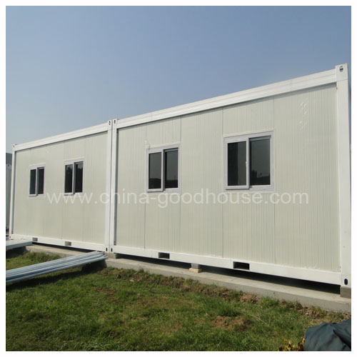 Villa Type Container House For Dormitory
