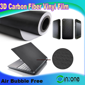 Vinyl Car 3d Carbon Wrapping Film Fiber