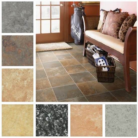 Vinyl Flooring Tile China
