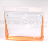 Vinyldocument Bag File Folder Case Wallet Pvc Logo Clear