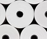 Virgin Recycled Jumbo Tissue Rolls