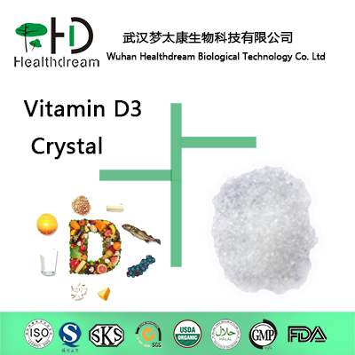 Vitamin D3 Crystal