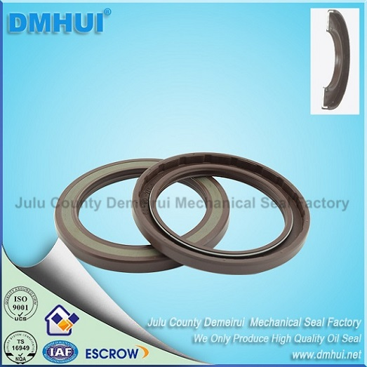Viton High Pressure Oil Seal 60x80x7 5 For Hydraulic Equipment