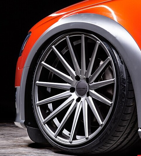 Vossen Vfs 2 Alloy Wheels 18x9 0