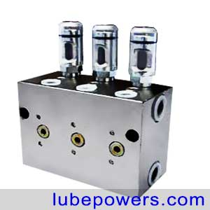 Vsg Vsl Vskh Lubrication Divider Dual Line Distributors