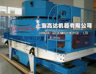 Vsi Vertical Shaft Impact Crusher Facility Building Stones Production Lines