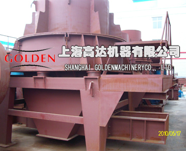 Vsi Vertical Shaft Impact Crusher Grinding Machine Dinas Production Lines
