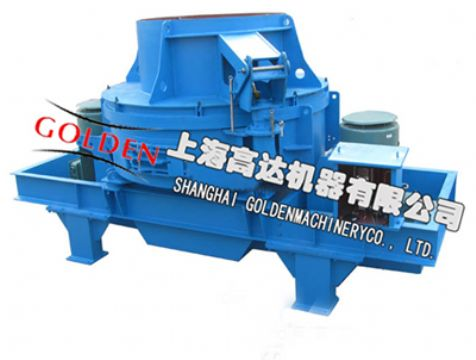 Vsi Vertical Shaft Impact Crusher Repair Sand Making Machine