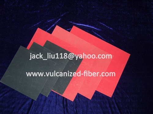 Vulcanized Fiber Disc Gaskets Board Cushion