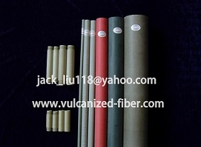Vulcanized Fiber Tube Tubing Arc Quenching Fuse Liner
