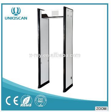 Walk Through Metal Detector Door 24 Zones