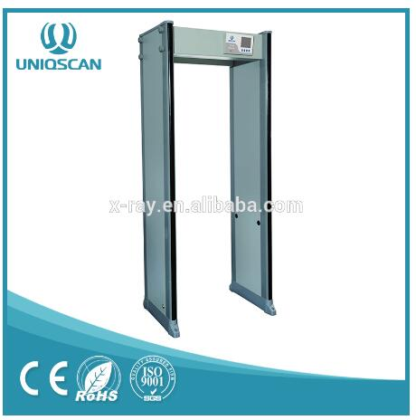Walk Through Metal Detector Door 33 Zones