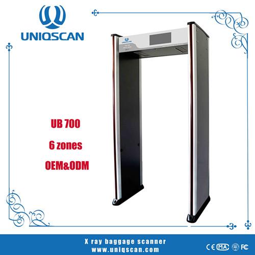 Walk Through Metal Detector Door With High Quality