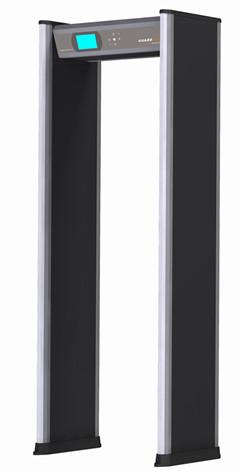 Walk Through Metal Detector Xyt2101 Lcd