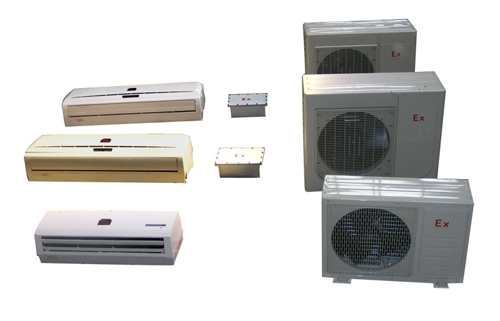 Wall Mount Split Type Explosion Proof Air Conditioner