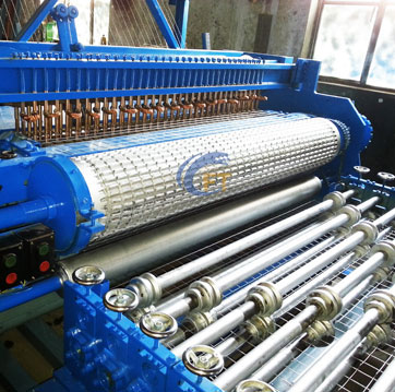 Wall Wire Mesh Welding Machine