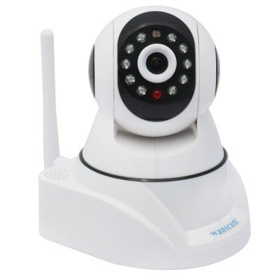Wanscam Megapixel Wireless P2p Indoor Security Camera