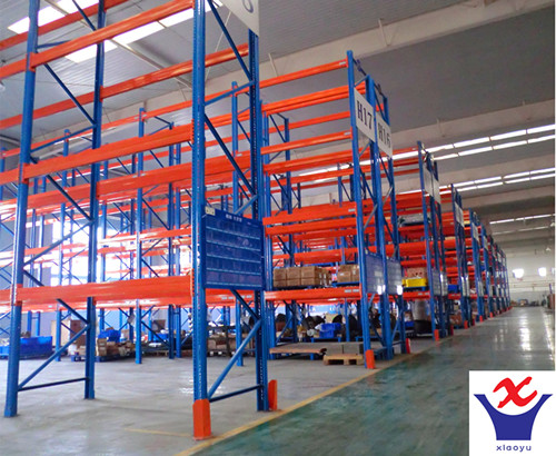 Warehouse Storage Pallet Racking Adjustable Steel Racks