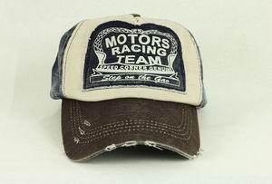 Washed Cotton Baseball Cap